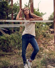 Wrangler przedstawia nowość na sezon SS16 - Jogging Jeans       Zobacz cały artykuł na naszej stronie: http://fashionmedia.pl/2016/01/20/wrangler-przedstawia-nowosc-na-sezon-ss16-jogging-jeans/  Kategorie: #ModaDamska, #ModaMęska Tagi: