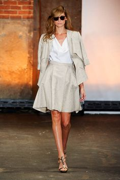 Christian Siriano Spring 2012 Ready-To-Wear