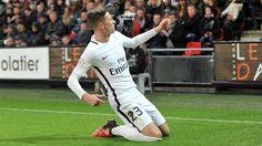 """Der """"bemerkenswerte"""" Deutsche: Draxler zaubert für Paris im Pokal"""