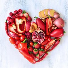 Using every part of your fruit and veggies to help reduce food waste Fruits And Vegetables Pictures, Red Vegetables, Vegetable Pictures, Fruits And Veggies, Heart Healthy Recipes, Clean Recipes, Healthy Heart, Healthy Foods, Vegetable Benefits