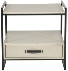 Vanguard Furniture: W407L Clyde Lamp Table (sun room) (available in other finishes)
