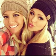 Trendy Boutique CC Beanies! Perfect Fall/Winter Hats. 19 Colors to Choose From