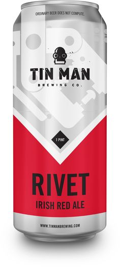 Tin Man Rivet Red  (Looking forward to trying this!)