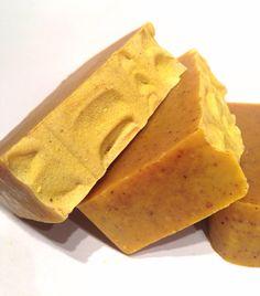 Pumpkin Soap by Penori on Etsy, $6.50