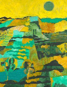 Jeroen Krabbé French Landscape 1997