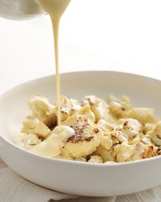 The next time you're craving mac and cheese, try making this creamy cauliflower delight. The cheesy bechamel sauce is so sumptuous you won't…