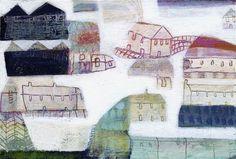 Fishing Village, by Anne Davies