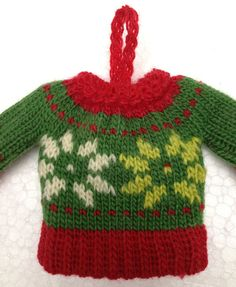 Mini sweater