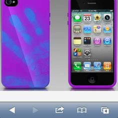 It is always cut off and i don't know how to fix it. But hear sensitive iPhone case!! I want this!