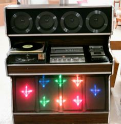 Morse Electrophonic Stereo Radio record & 8 Track Cartrige ...