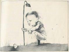 Stephen Gammell Illustrations | The Heart Chronicles: Stephen Gammell Illustration