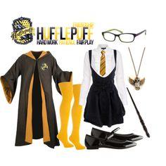 Hufflepuff uniform Más