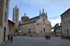 Massa Marittima - Piazza Garibaldi - Duomo di S. Cerbone