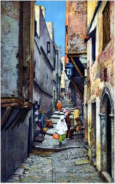 la rue nfissa