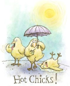 fowl weather | sketched out