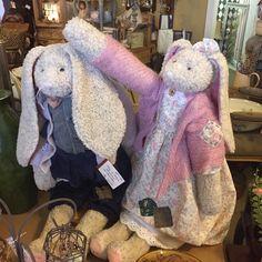 #whisperingwillowco #marketstreet #tomball #oldtowntomball #texas #antiques #vintage #homedecor #handmade #spring #houston #thewoodlands #happyeaster #easterbunnies #bunnies #spring #hippityhop by whisperingwillowco