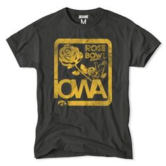 Iowa Hawkeyes Rose Bowl T-Shirt