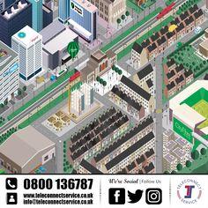 CityFibre in Leeds - Teleconnect Service Ltd Digital Revolution, Hospitals, Leeds, Pos, Schools, Cities, Connection, Public
