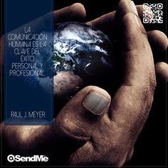 La Comunicación Humana es la clave del éxito personal y profesional. #PaulJMeyer Rings For Men, Web Development, Design Web, Men Rings