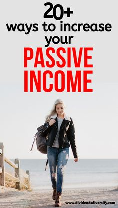Make money, build wealth, get rich with passive income.  Here are dozens of passive income ideas and ways to increase that passive income to put you on the road to being a millionaire.  Your money matters so make personal finance fun and enjoy these money tips today to improve your financial situation.  #money #finance #wealth #millionairemindset #passiveincome