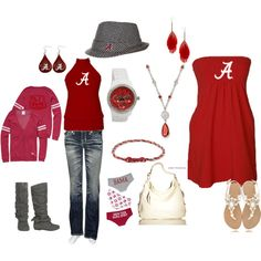 I don't like alabama but this stuff is cute(: