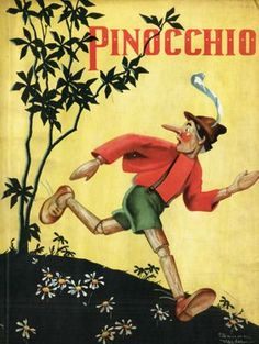 Pinocchio by Carlo Collodi, illustrated by Eleanora Madsen with more than 50 full and partial page b&w's by HENRY MUHEIM.