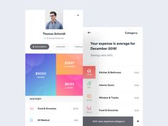 Great work from a designer in the Dribbble community; your best resource to discover and connect with designers worldwide. Mobile Web Design, Web Ui Design, Ui Inspiration, Creative Inspiration, Great Websites, Creative Portfolio, Mobile Ui, Design Development, User Interface