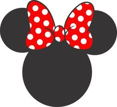 Mickey Mouse Ears SVG set by geckocreative on Etsy Fiesta Mickey Mouse, Red Minnie Mouse, Mickey Y Minnie, Minnie Mouse Birthday Decorations, Mickey Mouse Clubhouse Birthday, Mickey Mouse Birthday, Minnie Rosa Png, Disney Frames, Disney Silhouettes