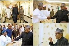 Nigerians attack themselves in reaction to Buharis Return Nigerians air their views