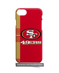 San Francisco 49ers Line iPhone 5 5s 5c 6 6s 7 + Plus 8 Case Cover - Cases, Covers & Skins