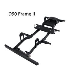 New 1:10 RC Crawler RC4WD Gelande II Defender D90 Metal Chassis Kit D90 Frame Parts