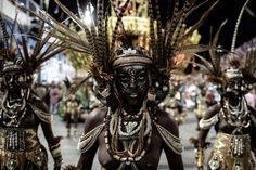 Der Aufwand hat sich gelohnt - von den zwölf teilnehmenden Sambaschulen...