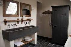 badkamer landelijke stijl - Google zoeken