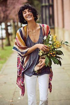 Suncatcher Kimono - http://anthropologie.com