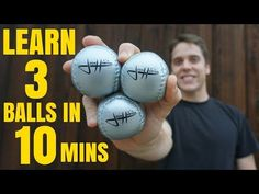 Did you know juggling is not only awesome, but good for your health too! Learn the health benefits of juggling and how to juggle as well! Physical Skills, Physical Education Games, Experiment, How To Juggle, Dude Perfect, 3d Cnc, 3 Balls, Steve Harvey, Card Tricks