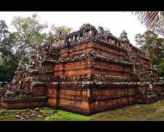 Phimeanakas, Angkor, Cambodia