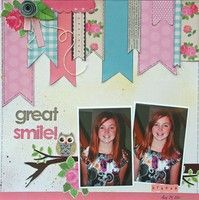 A Project by marthasdaughter from our Scrapbooking Gallery originally submitted 10/30/12 at 01:03 PM