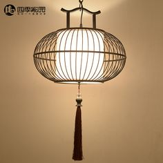 Chinese Style Vintage Light Industrial Loft Edison LED Pendant Lamp Lampara Colgante Pendant Lighting Iluminacion Interior Cafe