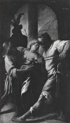 Rampazzi, Giustino , Mazzucchelli Pier Francesco - sec. XVI/ XVII - Martirio di sant