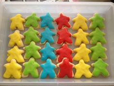 Carcasonne cookies!