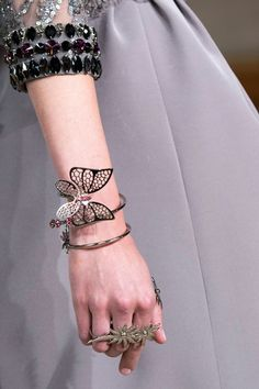 Georges Hobeika Couture, Fall 2016 - The Most Daring Fall '16 Couture Jewelry - Photos