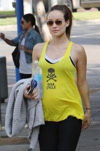 Olivia Wilde - Celebrity Baby Boom: A cada etapa, su ritual de belleza