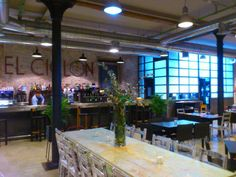 El Restaurante El Ciclón, un espacio único en Zaragoza