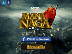 Mana Naga - A mini-games app by Malay TV content distributor Astro to promote their programmes. The main game requires to 'chase the dragon' by moving your device around with the camera turned on. This gives the impression that the dragon is flying around you. Not recommended for playing within tight spaces eg. in a public transport. The other part is simply a photo app. There was a contest for you to upload your scores but it has since ended. Free to download.