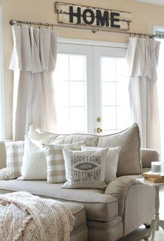Rustic living room curtains design ideas (28)