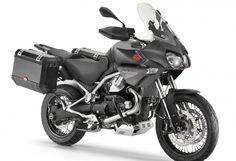 Moto Guzzi Stelvio 1200 NTX