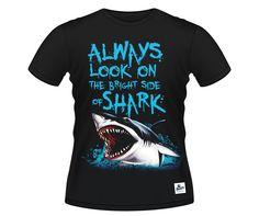 BRIGHT SIDE - Men's T-shirt  #underwater #diving #scuba #scubadiving #afterdive #tshirt #octopus #diver #scubadiver #padi #cmas #shark #octopus SCUBA DIVING SHIRT