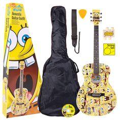 SpongeBob SquarePants: Acoustic Guitar Pack. £109.00