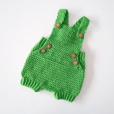 Pure Happiness baby romper Link to the pattern is inhellip Crochet Baby Sweater Pattern, Baby Romper Pattern, Baby Boy Knitting Patterns, Crochet Romper, Crochet Baby Clothes, Newborn Crochet, Baby Patterns, Baby Knitting, Crochet Patterns