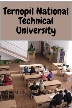 Ternopil Ivan Pului National Technical University is a university in Ternopil, Ukraine. Ternopil Ivan Puluj National Technical University – the leading higher technical educational institution in Western Ukraine, founded in 1960. #TernopilNationalTechnicalUniversity Technical University, Founded In, Ukraine, Education, Outdoor Decor, Onderwijs, Learning